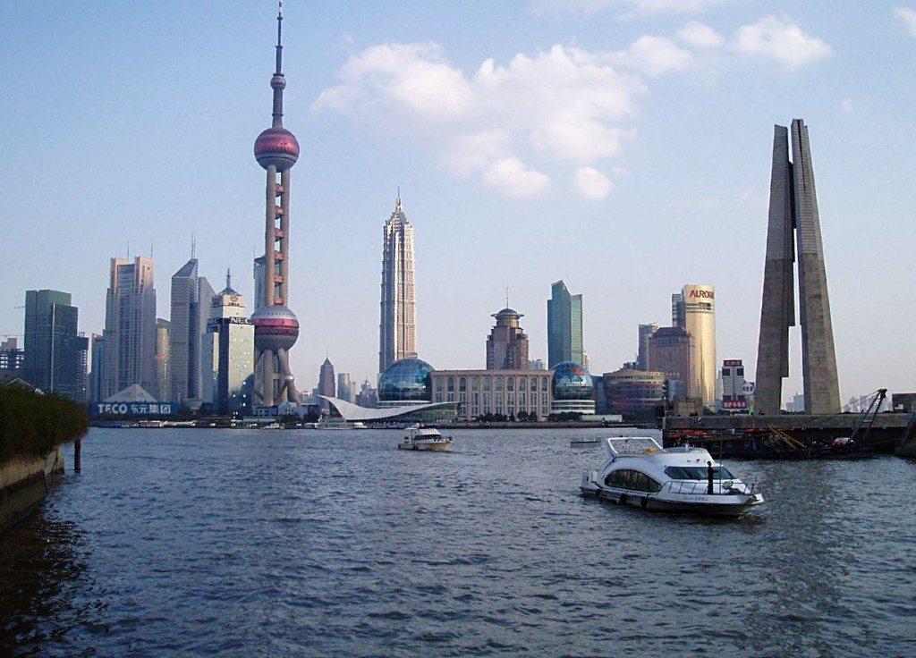 shopping guide to Shanghai