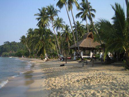 quiet retreats in Thailand