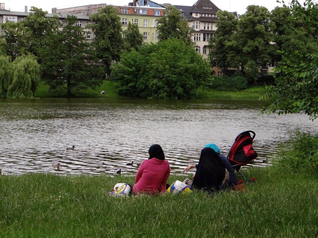 family culture in Charlottenburg