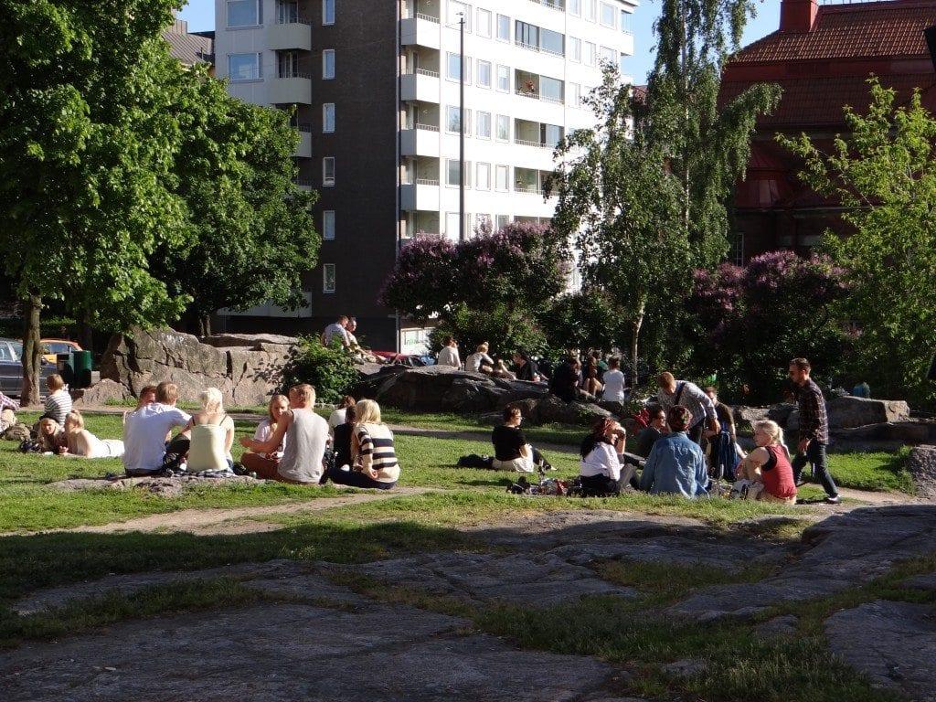 bohemian culture in Helsinki