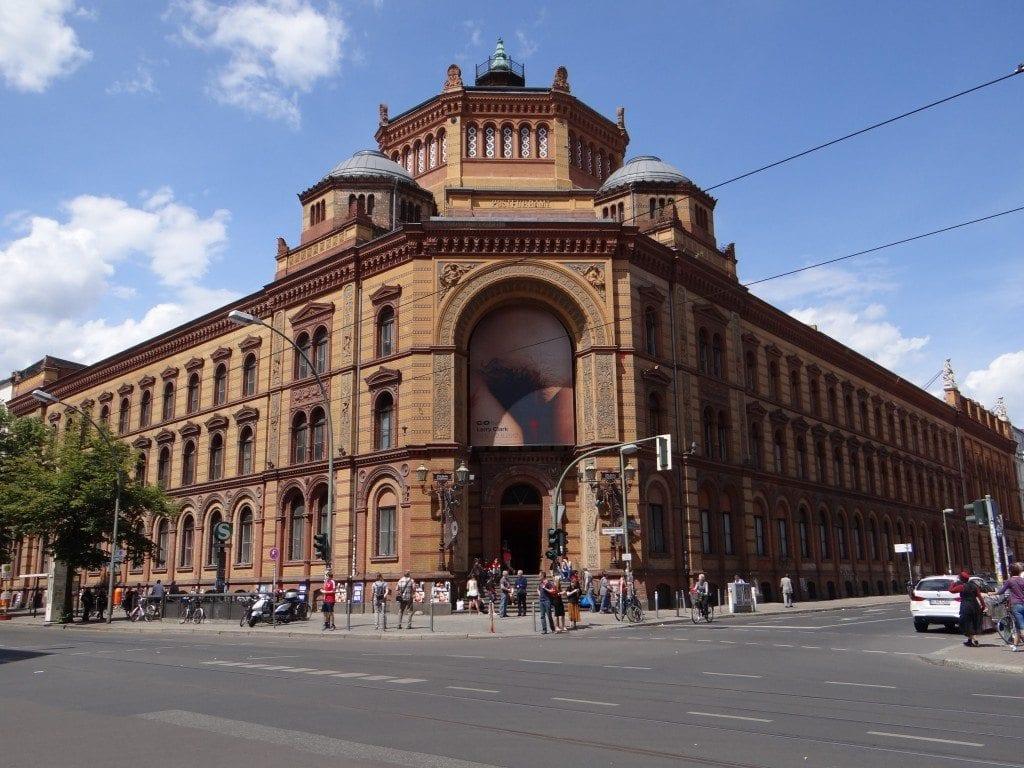 Berlin's Mitte neighborhood