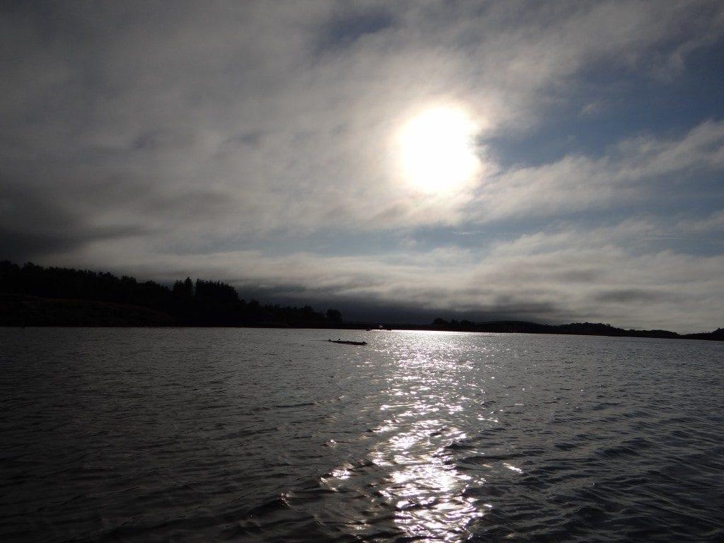 sunshine in Norway