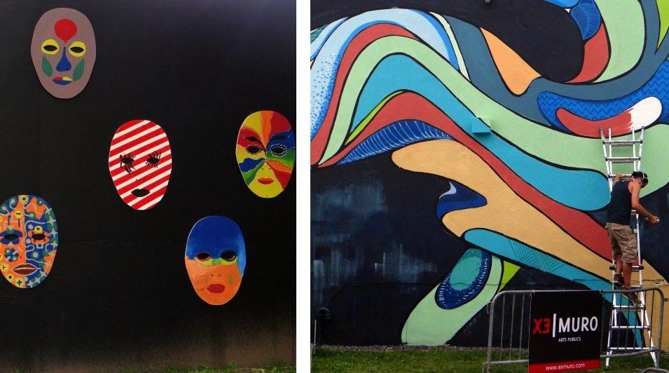 Montcalm street art