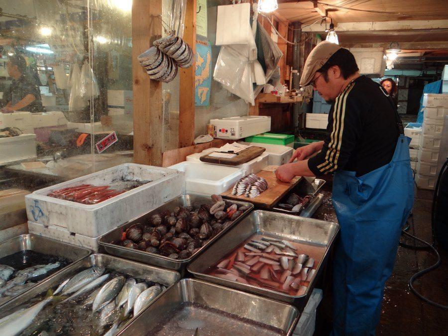 Markets in Tokyo