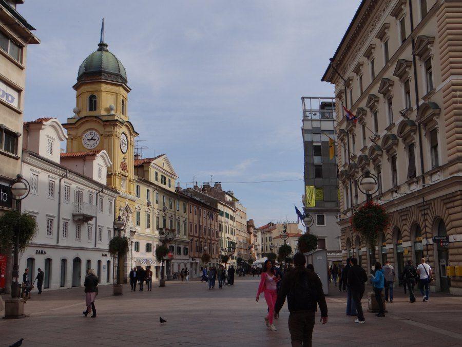 Architecture in Rijeka