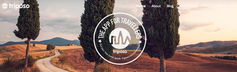 Triposo travel app
