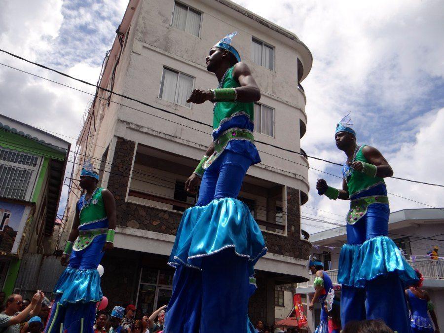 Dominica Carnival Parade