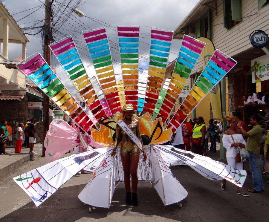 Guide to Dominica Carnival