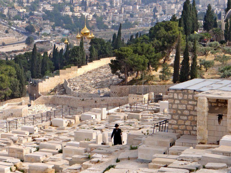 Jerusalem in the Morning
