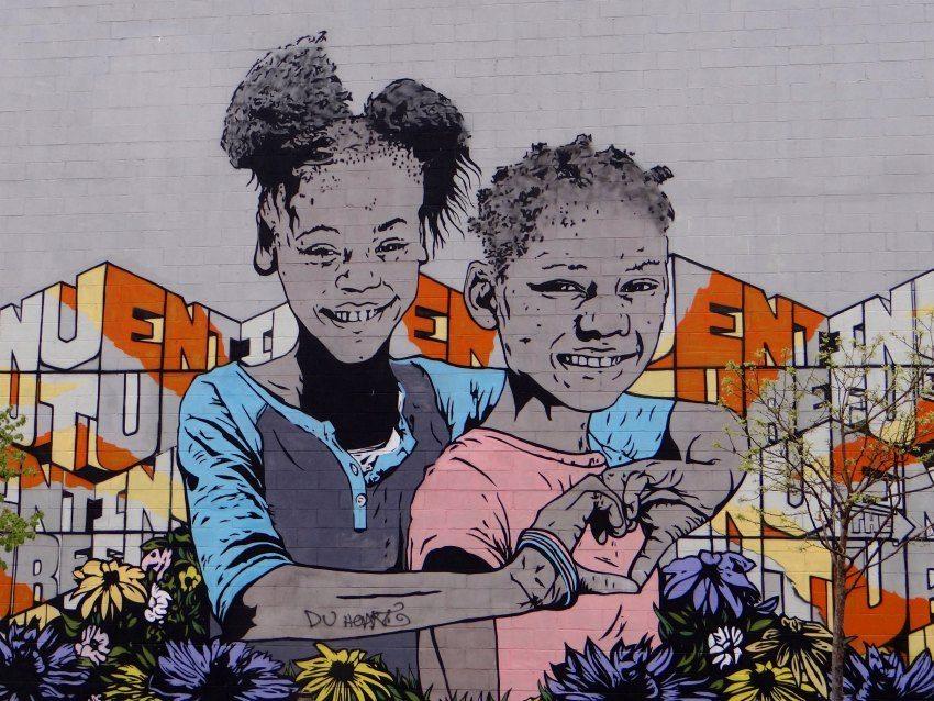 Street Art Gallery in Brooklyn