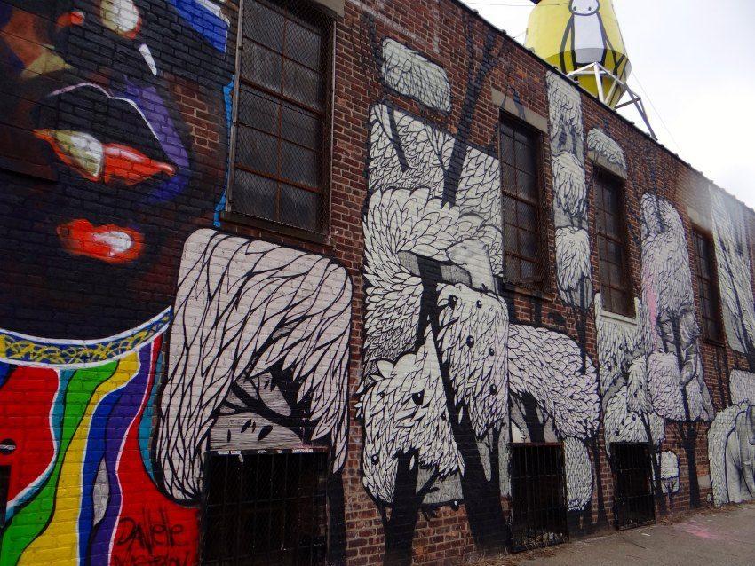 Street Art Culture in New York