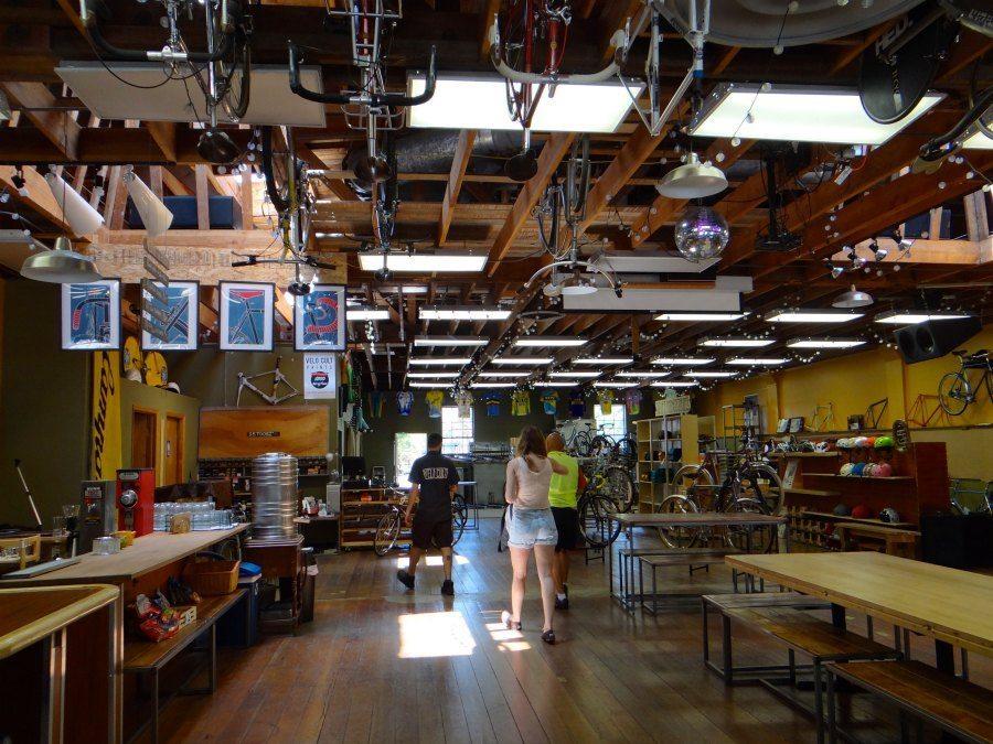 Portland bike shops