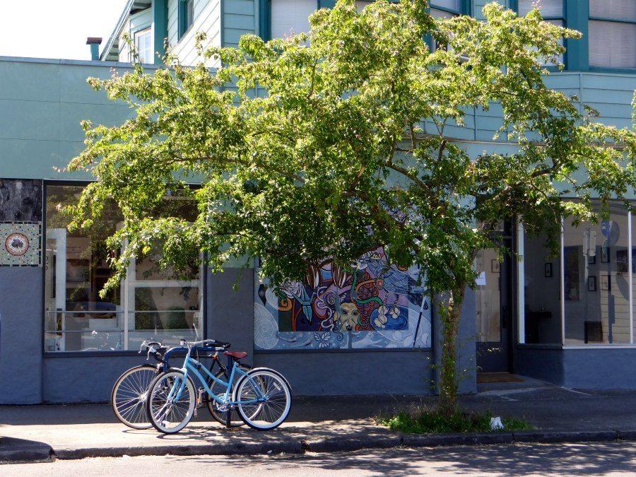 Portland neighborhoods