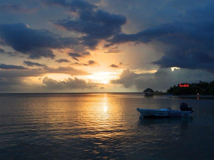 Sunset in Montego Bay
