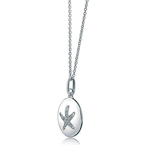 Starfish Medallion