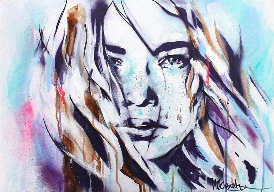 London Street Artist Hannah Adamaszek