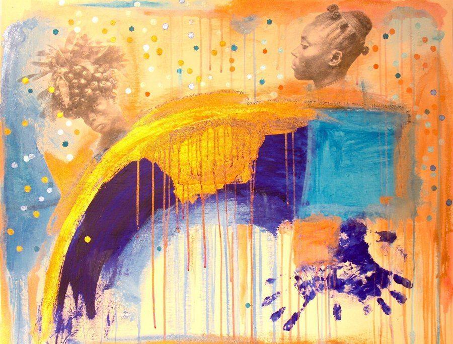 New York Artist Kito Mbiango