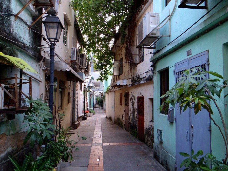 Tai Pa Village