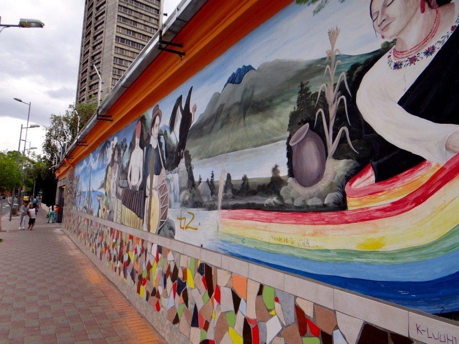 Parque El Ejido area