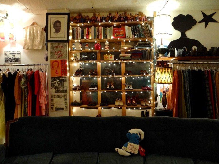 vintage shops in Toronto