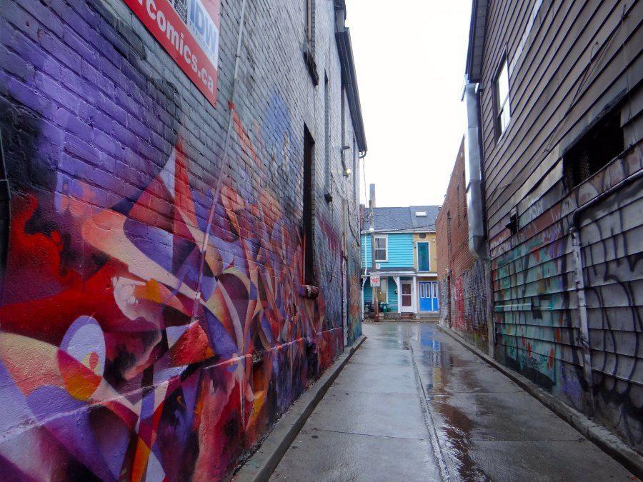 hip neighborhoods in Toronto