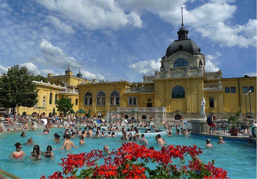 Baroque architecture in Budapest