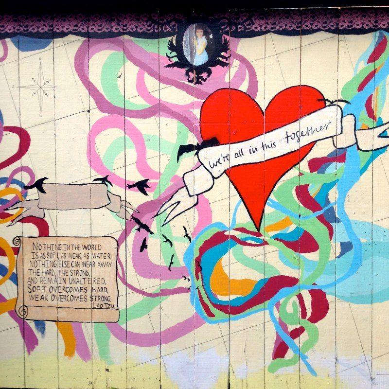 best murals in San Francisco