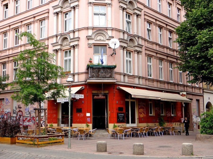 life in Berlin