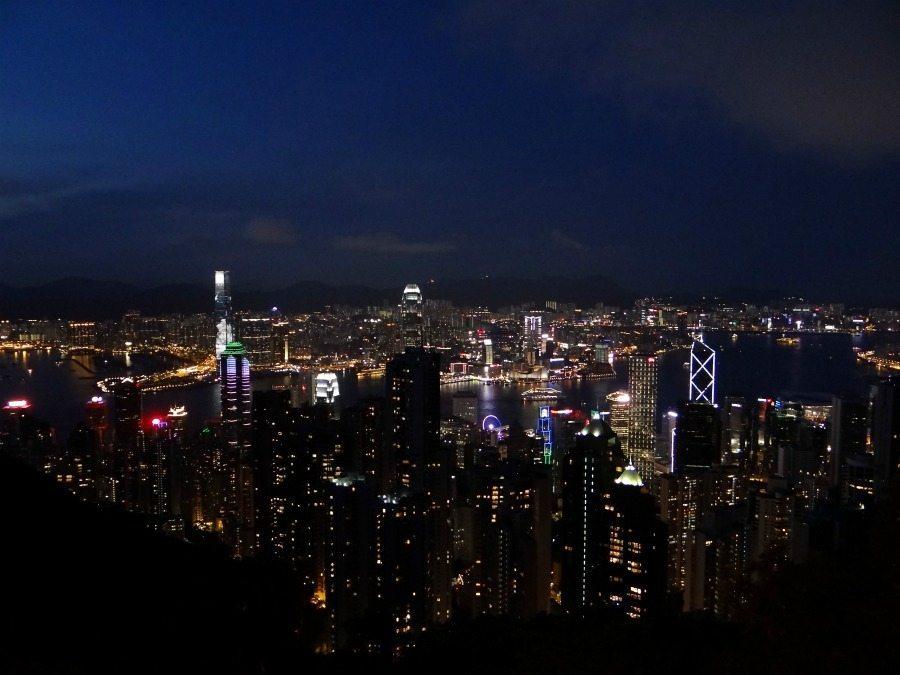 symphony of lights HK