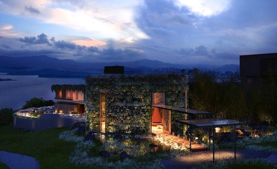 Luxury hotels outside Medellin