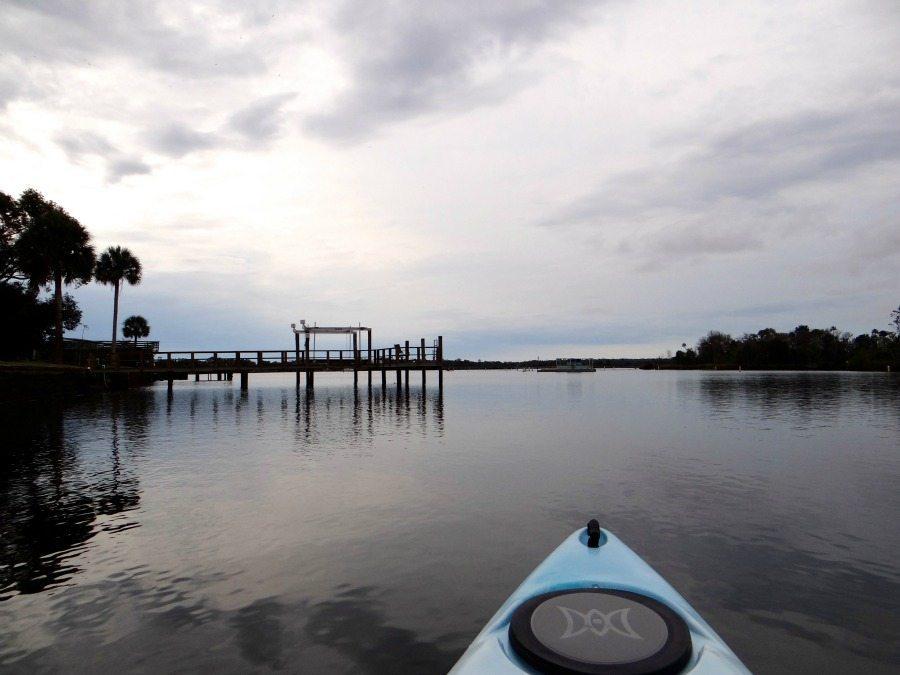 kayak tours in Crystal River