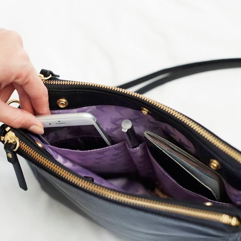 cross-body travel bags