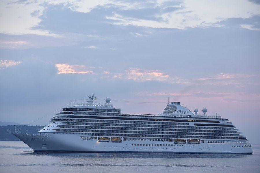 The Regent Seven Seas Explorer