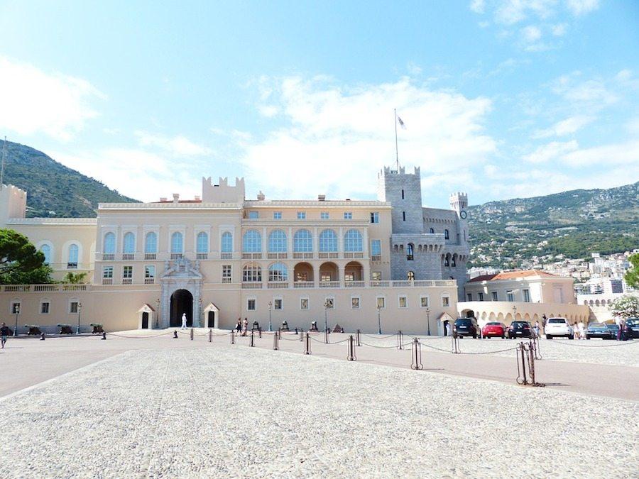 Palais Princier Monte Carlo