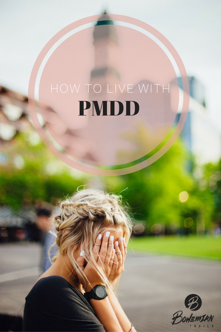 travel expert deals with PMDD